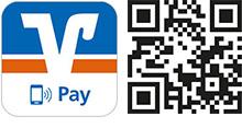 mobiles bezahlen QR-Code Download VR-BankingApp